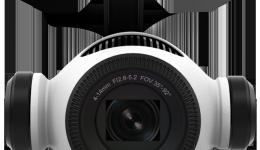 インスパイアー用ズームカメラ「Zenmuse Z3」を導入致しました