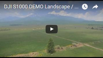 DJI S1000 DEMO Landscape / ドローン空撮(自然編)