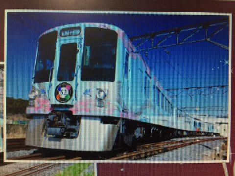 空撮現場リポート#1  西武鉄道「レストラン列車」を空撮する!